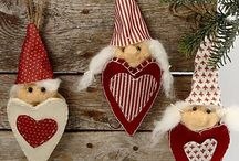 Traditional Christmas / Ideas for traditional Christmas decorations