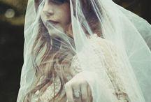 Angel/deamon in the woods