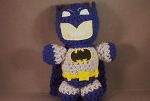 Dorkery / Batman, X-Men, ST:TNG  / by Rachael