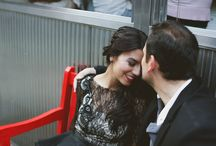 NYC Engagement sessions / Engagement sessions we have shot in NYC