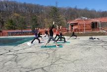 Yoga / Something for the Yogi's