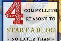 Start a Blog / Learn how to start a blog in 2016 along with blogging tips and tutorials.