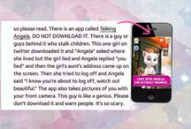Talking Angela to pedofil