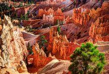 Utah parks road trip