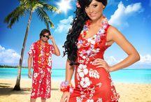 Hawaii themafeest / De leukste themafeesten in afbeeldingen weergegeven!