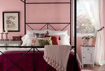 Red Rooms / Paint inspiration in the red color family.  / by BEHR®
