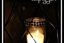 Mason Jar crafts / by Gail Jordan