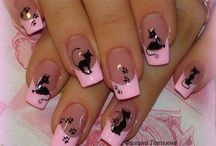 Animals nails