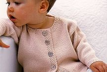 Baby cardigan knitting patterns and ideas