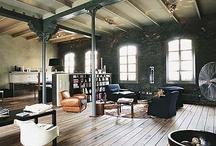 loft ideas / by Amy Bernard