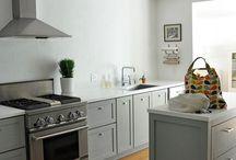 Home - Kitchen / by Liza Sacilioc