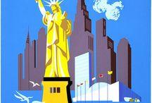 The Big Apple!  / New York