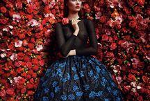 Autumn Outdoor Fashion & editorial shoot