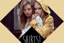 SiNSAY SHIRTS / our shirts