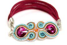 Saoutache / Handmade jewellery