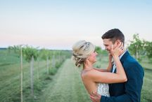 Farmer and Frenchman Styled Shoot, Summer 2016 / Be inspired!  We worked with a talented group of Midwest wedding vendors to create this fabulous styled shoot, photographed by Morgan Lee Photography at Farmer and Frenchman