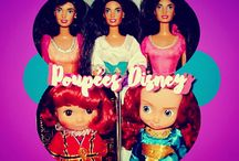 Poupées Disney /  Dolls Disney (my collect') ©LauryRow. / https://www.facebook.com/pg/Disneycollecbell%20/photos/?tab=album&album_id=805385596209799