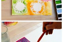 Watercolour Art Ideas