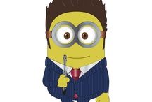 Minions / Minion pictures and quotes