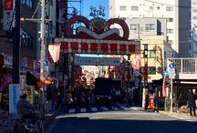 神社仏閣 / 私にとって、たまに訪れる憩いの場所です。