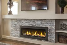 Talit fireplace / Fire place