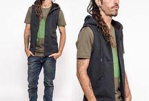 SOL - 2018 - Men Hood-Vest