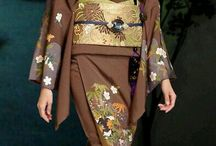 Japanese style and textiles