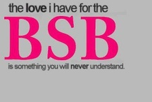 <3 BACKSTREET BOYS...My obsession!!!! / Been a fan for 17 years and will ALWAYS be one!! KTBPA! / by Audra Bartlett