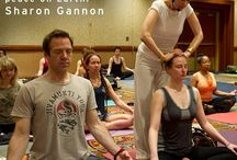 """Sharon Gannon & David Life / Jivamukti Yoga co-founders Sharon Gannon & David Life met in 1983 in New York City and in 1984 created Jivamukti Yoga. They have been recognized as """"innovators in yoga"""" by Yoga Journal, and Vanity Fair credits Sharon and David as """"making yoga cool and hip."""" Time magazine named Jivamukti Yoga one of the important forms of hatha yoga taught in the world today."""