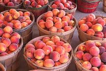 Just Peachy // Peach Festival Inspiration / All things Peachy for the Fort Collins Peach Festival!