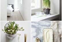 "Spring in you interior / Make your home ""spring proof"""