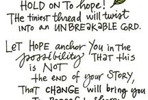 Positive, Inspirational