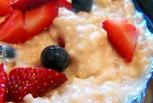Om nom porridge