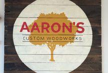 Aaron's Custom Wooodworks