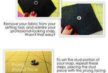 Sewing Tips & Techniques / by Cindy McFee Prince