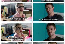 arrow Funnies