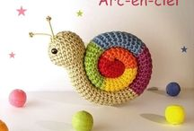 Вязание: игрушки-амигуруми