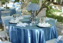 Tables Decorated / Plan your Wedding with United Party Rental