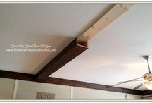 wooden celling