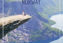 Nordic / Travel inspiration for Nordic countries