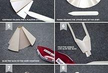 origami slubne