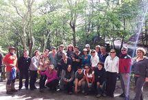 Gezilerimiz / Öğrencilerimiz ile Ayazma Kaz Dağları gezisi