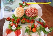 FRUIT CARVING / Intagli Frutta e Verdura