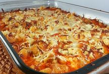 Casserole / For those times that you just want to put something on the table in one dish and let the family dig in. Great to take to potlucks too! / by Chip Beatty