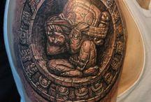 Aztec  / Ideas fir male faces