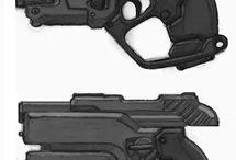 Weapons art