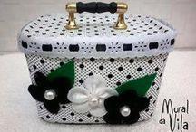 riciclo scatole gelato