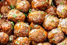 Personal chef - meatballs