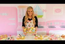 Videos: Lindsay Ann's Baking Show!