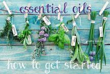 Essential Oils / by Debra Sims